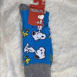 Peanuts socks